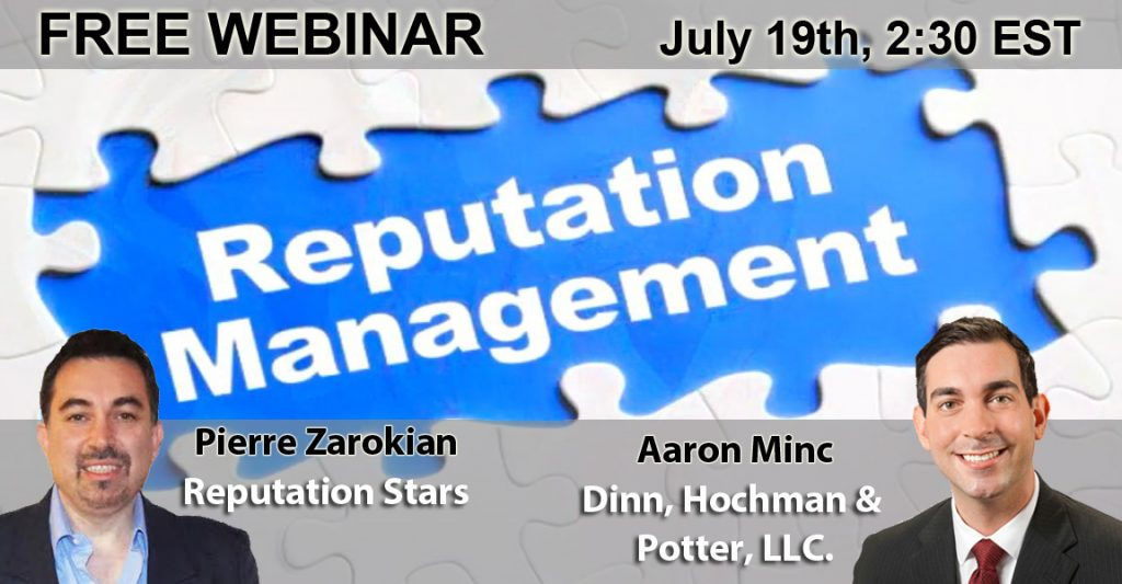 Reputaion management webinar 4